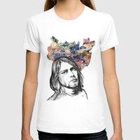 kurt vonnegut T-shirts featuring Kurt by GabriielleViictoriia