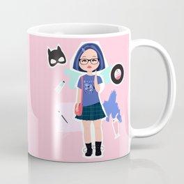 Enid from Ghost World Coffee Mug