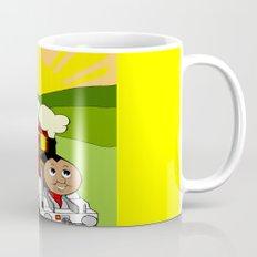 Bonifacio The Train Mug