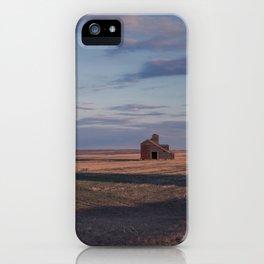 Grain Elevator 21 iPhone Case