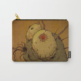 Steven the Snail Carry-All Pouch