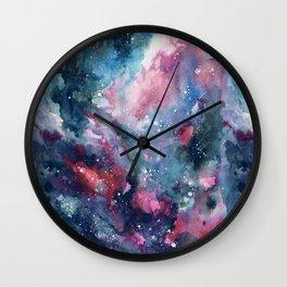 Nebula Sky Wall Clock