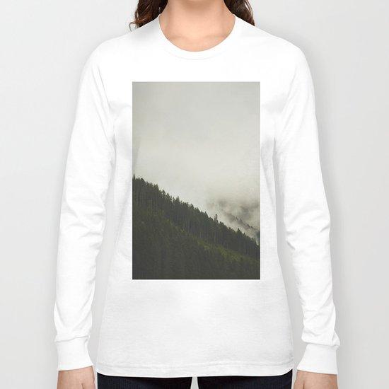 Evergreen Mist Long Sleeve T-shirt