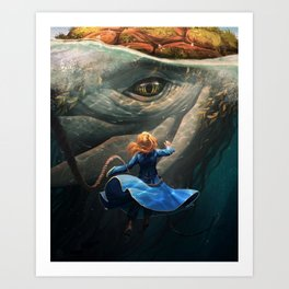 stormlight archive Art Print