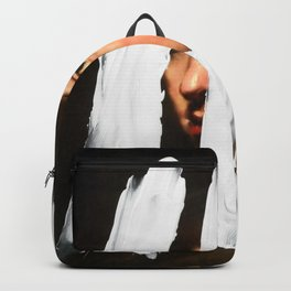 Untitled (Finger Paint 2) Backpack
