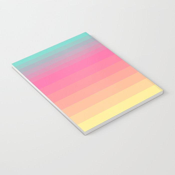 Neon Dream Notebook