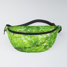 Up in the Tree Canopy Fanny Pack