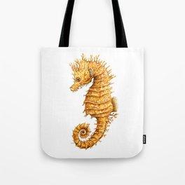 Sea horse, Horse of the seas, Seahorse beauty Tote Bag