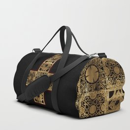 Lament Configuration Cross Duffle Bag
