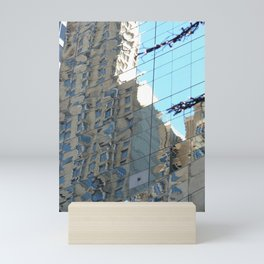 NY Reflections Mini Art Print