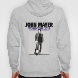 john mayer tour 2019 originally Hoody