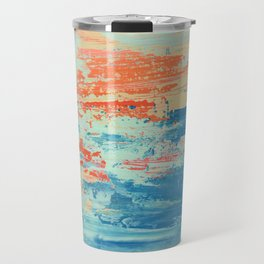 Sun and Sea Travel Mug