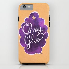 Oh My Beautiful Glob! iPhone Case