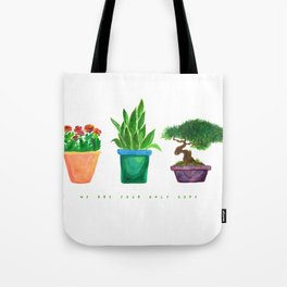 Our Last Hope Tote Bag
