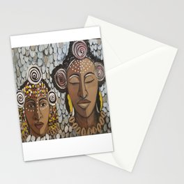 Tribe Stationery Cards