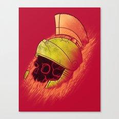 Martian Artifact Canvas Print