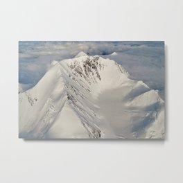 Alaska From the Air #1 Metal Print