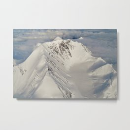 Alaska From the Air #1 Metal Print