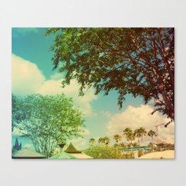 Florida Sky Canvas Print