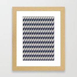 Geometric Pattern #003 Framed Art Print