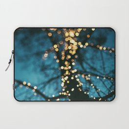 Bokeh tree. Laptop Sleeve