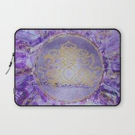The Crown Chakra Laptop Sleeve