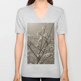 Spring blossoms #02 Unisex V-Neck
