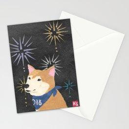 Shiba Inu, Dog, Year of the Dog Stationery Cards
