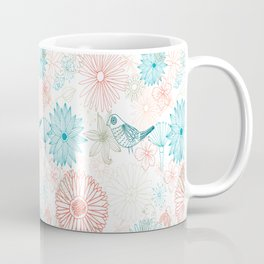Floral dreams Coffee Mug