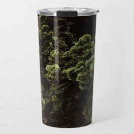 The Moss Pattern (Color) Travel Mug