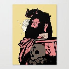 Black Magic #2 Canvas Print