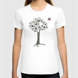 The Bird Tree T-shirt