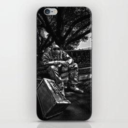 too Heavy Metal iPhone Skin