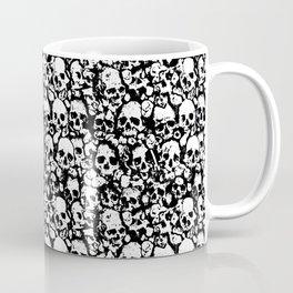 Skull Wall Coffee Mug