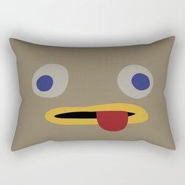 Rock Facts Rectangular Pillow
