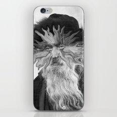 Stone Magnet iPhone & iPod Skin