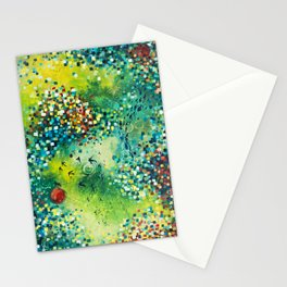 Dimensions of Flow Stationery Cards