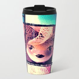 Sweet Doll Metal Travel Mug