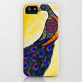Colours in my wing iPhone Case