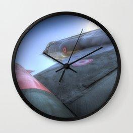 Lockheed F-104 Starfighter Wall Clock