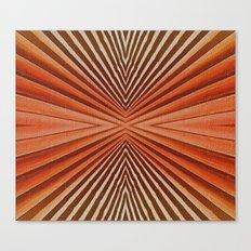 Geometric  pattern design Canvas Print