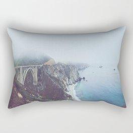 Bixby Through the Fog Rectangular Pillow