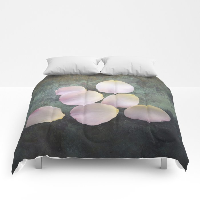 Rose Petals Comforters
