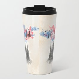 The Crown's Fate by Evelyn Skye Travel Mug