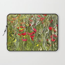 Poisoned Poppies Laptop Sleeve