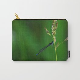 Patagonian damselfly Carry-All Pouch