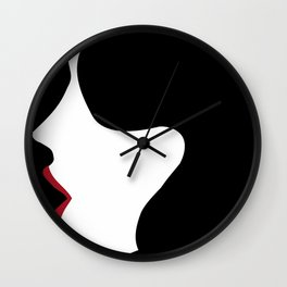 Movie star Wall Clock