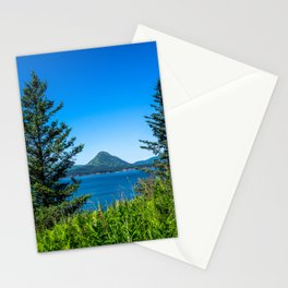 Framed Mountain Stationery Cards