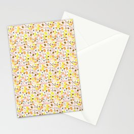 Iberian Summer Blooms Stationery Cards