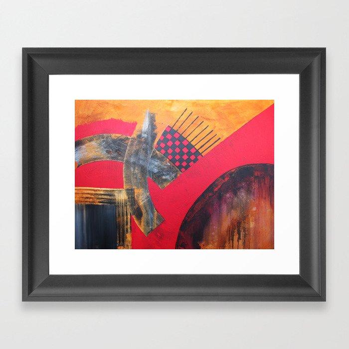 Painting 66 Framed Art Print
